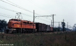 The Locomotives Almost Longer Than Its Train